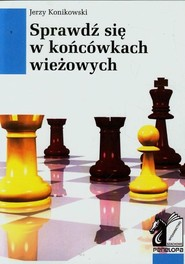 okładka Sprawdź się w końcówkach wieżowych, Książka | Jerzy Konikowski