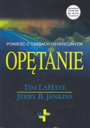 okładka Opętanie, Książka | Tim LaHaye, Jerry B. Jenkins