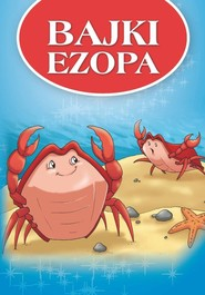 okładka Bajki Ezopa, Książka |