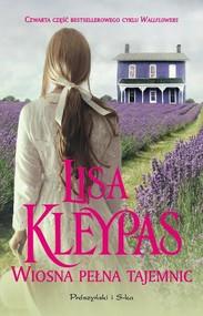 okładka Wiosna pełna tajemnic, Książka | Lisa Kleypas