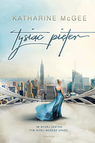 okładka Tysiąc pięter, Książka | Katharine McGee