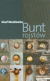 okładka Bunt rojstów, Książka | Józef Mackiewicz