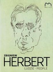 okładka Ludzie People, Książka | Zbigniew Herbert