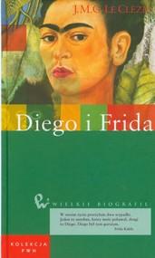 okładka Diego i Frida Wielkie biografie 6, Książka | Clezio Jean-Marie Gustave Le