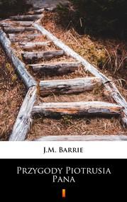 okładka Przygody Piotrusia Pana, Ebook | J.M. Barrie