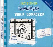 okładka Dziennik cwaniaczka 6 Biała gorączka, Audiobook | Jeff Kinney