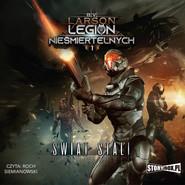 okładka Legion nieśmiertelnych. Tom 1. Świat stali, Audiobook | B. V. Larson
