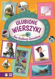 okładka Ulubione wierszyki, Książka | Szelburg-Zarembina Ewa