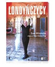 okładka Londyńczycy, Książka | Ewa Winnicka