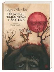 okładka Opowieści tajemnicze i szalone, Książka | Edgar Allan Poe