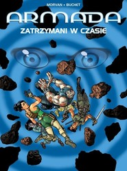 okładka Armada Zatrzymani w czasie Tom 19, Książka | Jean David Morvan