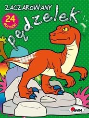okładka Zaczarowany Ołówek Dinozaury, Książka   Kozera Piotr