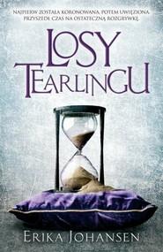 okładka Losy Tearlingu, Książka | Erika Johansen
