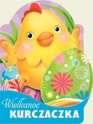 okładka Wielkanoc kurczaczka, Książka | Urszula Kozłowska