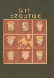 okładka Fuga /Lama iskra Boża, Książka | Wit Szostak