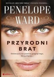 okładka Przyrodni brat, Książka | Penelope Ward
