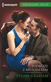 okładka Podróże z milionerem, Książka | Lynne Graham
