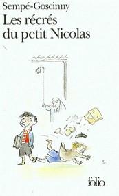 okładka Les recres du petit Nicolas, Książka | René Goscinny, Jean Jacques Sempe