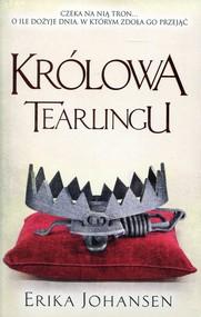 okładka Królowa Tearlingu, Książka | Erika Johansen