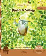 okładka Pieśń o Sowie, Książka | Jarosław Górski