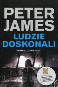 okładka Ludzie doskonali, Książka | Peter James