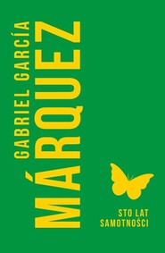 okładka Sto lat samotności, Książka | Gabriel Garcia Marquez