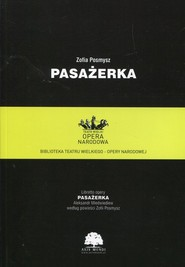 okładka Pasażerka, Książka | Zofia Posmysz