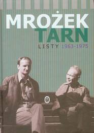 okładka Listy 1963-1975, Książka | Sławomir Mrożek, Adam Tarn