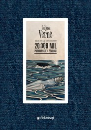 okładka 20000 mil podmorskiej żeglugi, Książka   Juliusz Verne