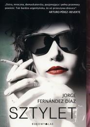 okładka Sztylet, Książka   Jorge Diaz