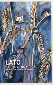 okładka Lato, Książka   Ove Knausgård Karl