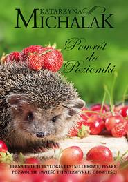 okładka Powrót do Poziomki, Książka | Katarzyna Michalak
