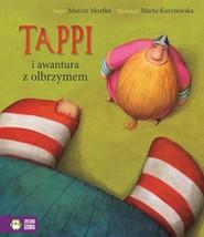okładka Tappi i awantura z olbrzymem, Książka | Marcin Mortka