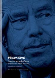 okładka Zaoczne przesłuchanie, Książka   Havel Vaclav