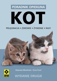 okładka Kot Poradnik opiekuna, Książka | Graham Meadows, Elsa Flint