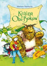 okładka Kraina Obi-Boków, Książka | Mariusz Niemycki