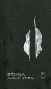 okładka Dżuma, Książka | Albert Camus