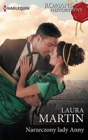 okładka Narzeczony lady Anny, Ebook | Laura Martin