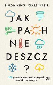 okładka Jak pachnie deszcz?, Ebook | Clare Nasir, Simon King