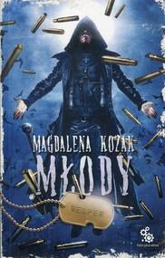okładka Tajne Akta Vespera Tom 4 Młody, Książka | Magdalena Kozak