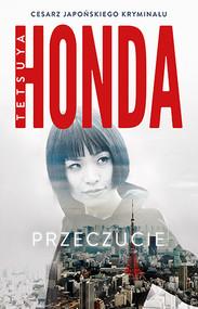 okładka Przeczucie, Książka | Tetsuya Honda