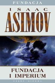okładka Fundacja i imperium, Książka | Isaac Asimov