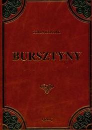 okładka Bursztyny, Książka   Zofia Kossak