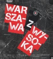 okładka Warszawa z wysoka, Książka |
