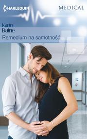 okładka Remedium na samotność, Książka | Karin Baine