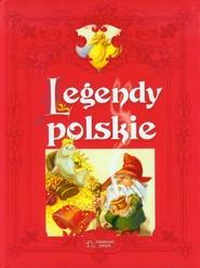 okładka Legendy polskie, Książka | Berowska Marta