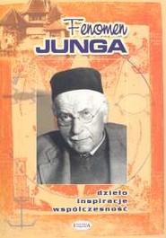 okładka Fenomen Junga Dzieło inspiracje współczesność, Książka | Maurin Krzysztof