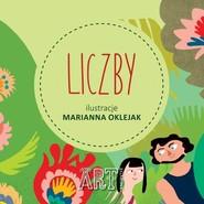 okładka Liczby, Książka | Marianna Oklejak