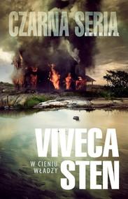 okładka W cieniu władzy, Książka   Viveca Sten