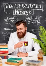okładka Wykłady profesora Niczego, Książka | Mieciu Mietczyński